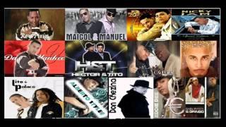 El muro - Daddy Yankee (reggaeton underground)