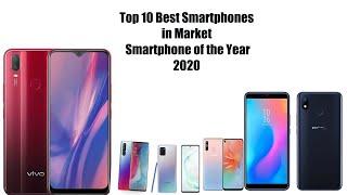 Top 10 Best Smartphones in Market  Smartphone of the Year