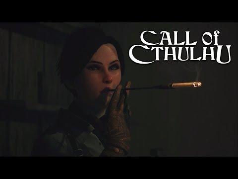 Call of Cthulhu - DOBRÝ DEN SLEČNO :--) | #2 | České titulky | 1080p