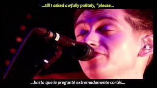 Arctic Monkeys - Cornerstone (inglés y español)