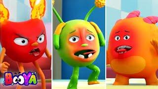 Funny Cartoon Shows   Kids Videos   Animated Comedy Cartoons   Booya