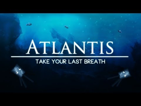 Survival Map ATLANTIS Take Your Last Breath Minecraft - Mapas survival para minecraft 1 11 2