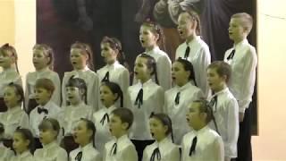 """Мелодии из фильмов - сводный хор ВХС """"Голос"""" 2019-01-13"""