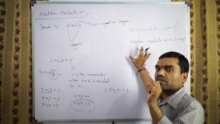 Group theory - Addition modulo m in hindi