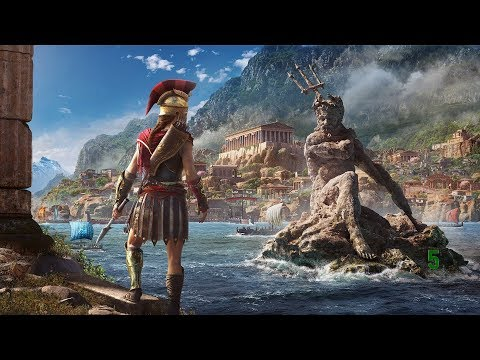 Assassin's Creed Odyssey Episode 5 avec Loki Locke