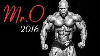 Mr.OLYMPIA 2016 - THE BIG BOYS´ GAME