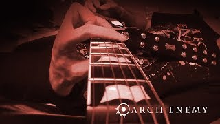Arch Enemy You Will Know My Name Full Instrumental Guitar Cover w/ Solos