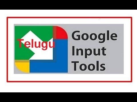 Google Input Tools Installation Tutorial in Telugu