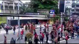 RUSUH !! Pontianak Mencekam, Gawai Dayak Dan Aksi Bela Ulama 205 FPI