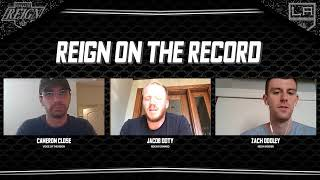 [ONT] Reign on the Record: Jacob Doty