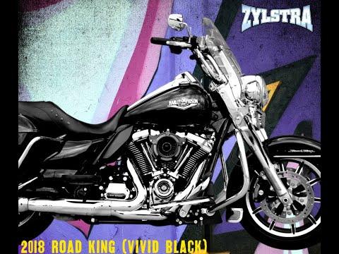 2018 Harley-Davidson Road King® in Ames, Iowa - Video 1