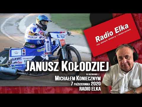 Wideo1: Janusz Kołodziej w rozmowie z Radiem Elka