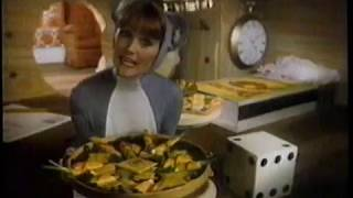 1981 Borden Lite Line Cheese Mouse Parties TV Commercial