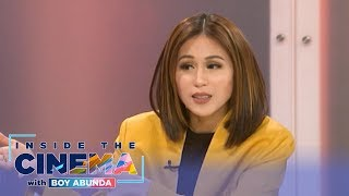 A-Listers of PH Social Media: Toni Gonzaga talks about paid advertisement | INSIDE THE CINEMA