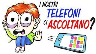 E' VERO che i telefoni cellulari ci ascoltano?