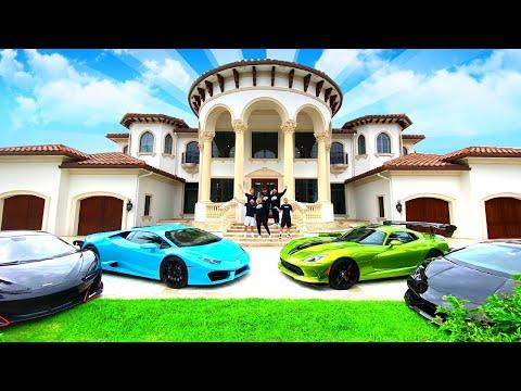 Introducing the One Percent Fortnite House - (ft. Formula, Kiwiz, Nicks, Randumb)