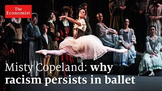 Misty Copeland: why ballet has so few black dancers | The Economist Podcast