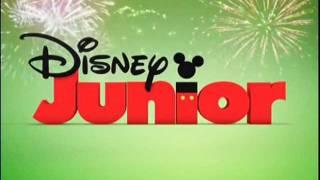 Disney Junior Polska - Continuity & Adverts - July 2011