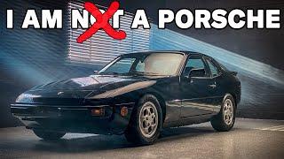 Câu chuyện đặc biệt đằng sau chiếc xe Porsche 924