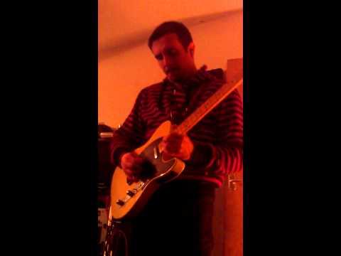 Oliver in the Studio