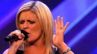 Michelle Barrett's audition - The X Factor 2011 - itv.com/xfactor