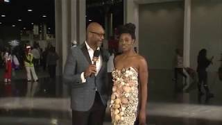 Bronner Bros. Hair Show 2020 (Nya Nya Couture Interview)