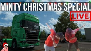 ETS 2 - The Minty Christmas Special   FT. Verónica