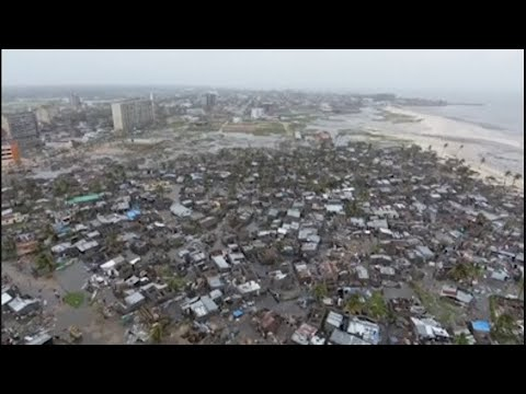 Hundreds are dead, many more missing and thousands at risk from massive flooding in Mozambique, Malawi and Zimbabwe caused by Cyclone Idai and persistent rains. (March 19)
