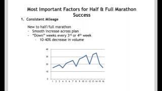 Part 1 - Marathon Training 101 With Coach Greg McMillan