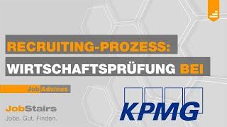 Recruiting Video KPMG - Absolvent/in Wirtschaftswissenschaften - Wirtschaftsprüfung/Audit