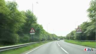 preview picture of video 'How to Deal with Roundabouts in Oxford.Driving test centre in oxford.oxford roundabouts'