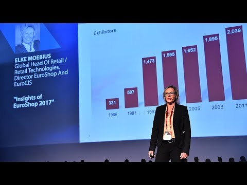 Insights of EuroShop 2017 by Elke Moebius at ISA 2018
