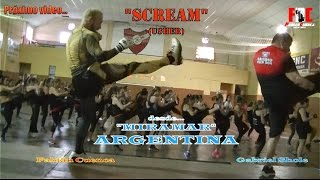 "CKB - ""Scream"" (Usher)  Miramar - Argentina"
