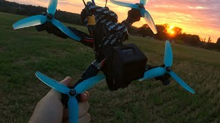 One Pack One Shot GoPro Hero Session 5 FPV Freestyle