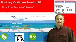 Starting Medicare and Turning 65