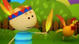 Аркадий Паровозов спешит на помощь - Почему опасно ворошить осиные ульи -мультфильм детям