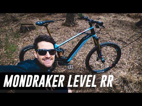 Mondraker Level RR 2019 First Look | Super Enduro EMTB