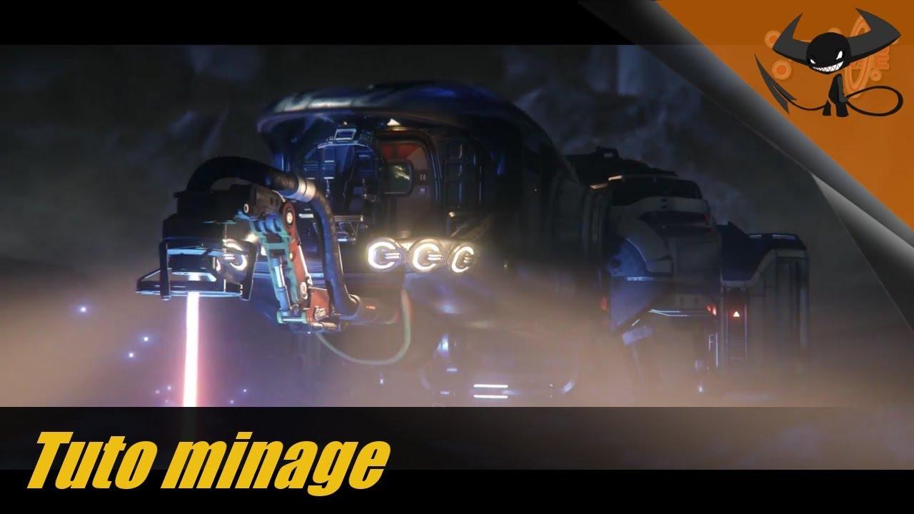 [FR] Star Citizen - Tuto minage