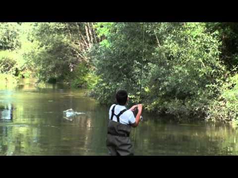 La pesca in video di Vodlozero