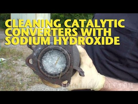1996 Honda Fuel Filter Is There A Way To Clean Out The Catalytic Converter On My