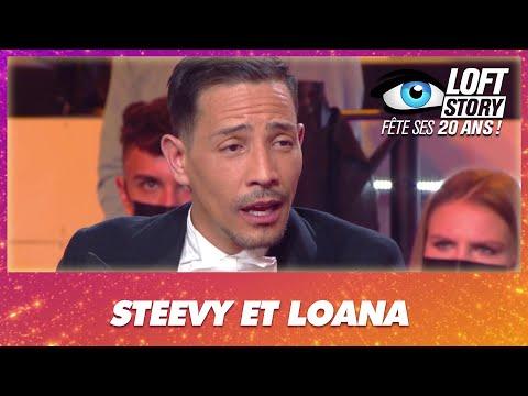 Steevy, très attristé par la situation de Loana :