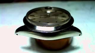 ROLEX勞力士古董6694維修3-3 十點九分鐘錶Watch9After10詹師傅+886933