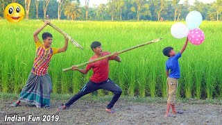 Indian New funny Video😄-😅Hindi Comedy Videos 2019-Episode-66--Indian Fun || ME Tv