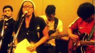Zia Quizon - Ako Na Lang (Live at the RX Concert Series)