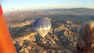 preview picture of video '20131021 01 Capadocië, Ballonvaart'