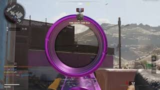 Psycho (Cold War Sniping Montage and Class Setup)