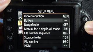 Got your first DSLR (i.e. Nikon D3400)? Consider Back Button Focus (BBF)!