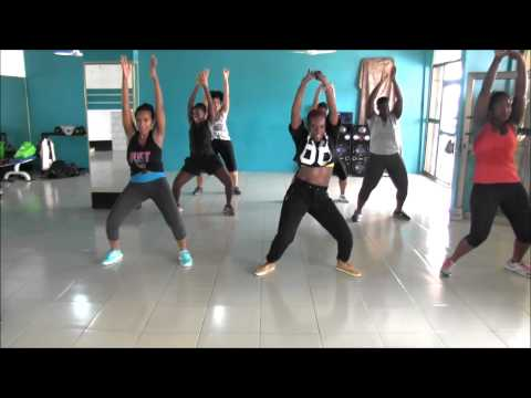 Pullover by KCee ft. Wizkid   Afrobeats Dance Workout