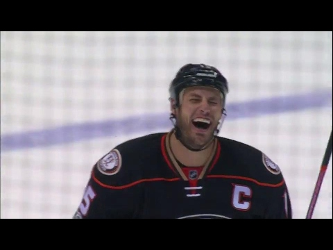 Watch all four of Getzlaf's assists against the Rangers