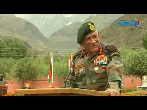 Shun guns, look after your families: Army chief to Kashmiri militants